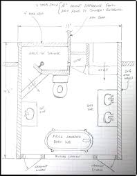 And Bathroom Layout Master Bathroom Layout Ideas Littleplanet Me