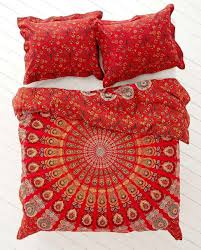 amazon com indian mandala duvet cover queen size blanket quilt