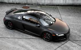 Audi Q7 Matte Black - audi a4 tuning cars black illinois liver