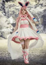 Eevee Halloween Costume Pokemon Cosplay Pokemon Love Costumes Ellie