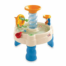 Bed Bath And Beyond Toys Little Tikes Spiralin U0027 Seas Waterpark Water Table Bed Bath
