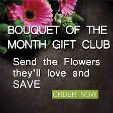 Monthly Flower Delivery Bouquet Of The Month Club Save On Gift Flowers