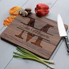 cutting board wedding gift custom cutting boards handmade wood cutting boards custommade