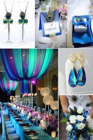 peacock wedding image detail for peacock themed wedding indian wedding decor