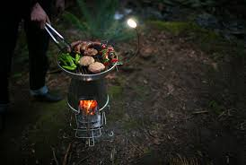 biolite basecamp grill review the manual