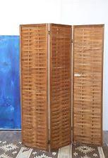 Tension Pole Room Divider Mid Century Room Divider Ebay
