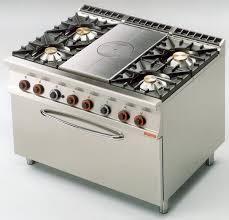 gaz electrique cuisine chaud cuisson grande cuisine ligne lotus profondeur 900mm