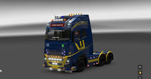 truck volvo 2013 volvo fh 2013 ohaha port v2 2 mod american truck simulator mod