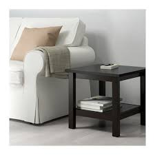 Hemnes Side Table Hemnes Side Table Black Brown Ikea