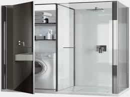 sink toilet combo laundry bathroom combo shower bathroom laundry