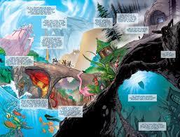 Map Of Neverland The Art Of Renae De Liz Peter Pan Volume 1 Neverland Vision