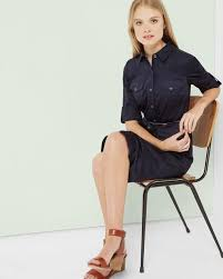 orogyn shirt dress on clearance ted baker ts089859