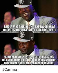 Broncos Suck Meme - raider bronco meme couch bronco best of the funny meme