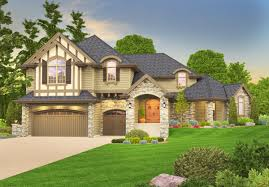 exterior home designs tudor