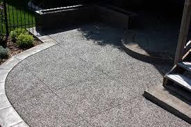 Exposed Aggregate Patio Stones Exposed Aggregate Master Concrete U0026 Interlocking Ltd