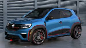 renault dezir blue 2016 renault kwid racer concept review top speed