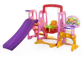 swing set for babies children s indoor slide slide baby swing multi function slide