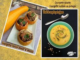 cuisiner de la courgette idée pour cuisiner les courgettes oubliées du jardin courgette