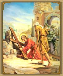 the stations of the cross meditative version