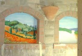 airbrush wandgestaltung partykeller mit wandmalerei wandmalerei wallpainting