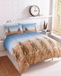 meerkat bedding duvet quilt cover bed set includes pillow case
