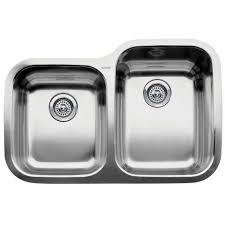 Undermount Kitchen Sinks Blanco Magnum Undermount Stainless Steel 31 In Single Basin