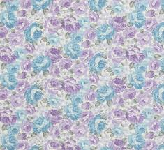 Shabby Chic Quilting Fabric by Shabby Chic Fabric Lavender Roses Fabric Purple And Blue Fabric