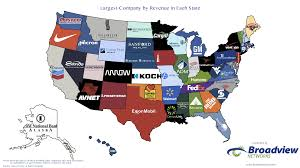 Show United States Map by The United States Of America