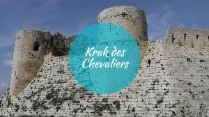 Krak Des Chevaliers by Exploring Krak Des Chevaliers Youtube