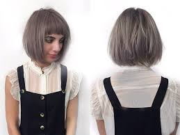 soft under cut hair short bob with razored layers and soft undercut cute short mod