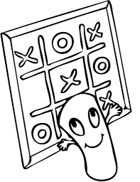 indoor games coloring pages interactive fleasondogs org