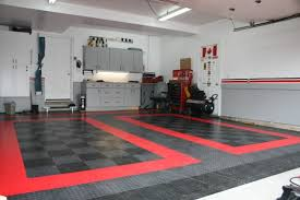 Garage Floor Tiles Cheap Rubber Garage Floor Tiles For Durable Garage Flooring Options
