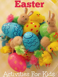 easter stuff easter activities for kids here come the
