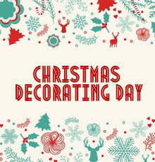 upcoming events christmas decorating day in glenwood