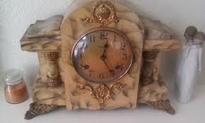 Antique Mantel Clocks Value Antique Waterbury 8 Day Mantel Clock Collectors Weekly
