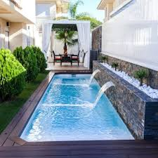 mini swimming pool designs best 25 small backyard pools ideas on