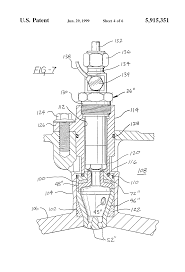 patent us5915351 insulated precombustion chamber google patents patent drawing