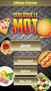 jeu de mot cuisine débloque le mot edition cuisine par ludobros
