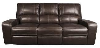 Parker Sofa Parker Scott Alta Leather Match Power Sofa With Pwr Headrest