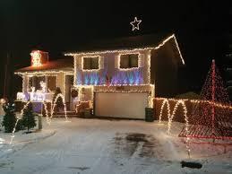christmas light display to music near me gliddens give gift of light to area residents the alaska star