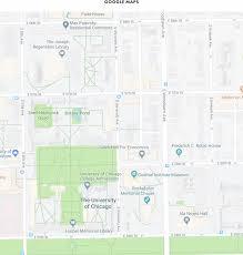 Taste Of Chicago Map Google Maps U0027s Moat