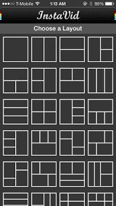 download instagram layout app download instavid for instagram video photo collage creator like