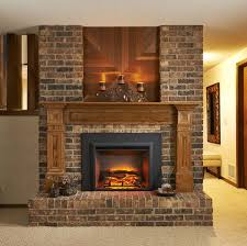 shop greatco gallery series insert electric fireplace