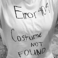 Cheap Halloween Costumes Error Code Error Code Instagram Users Costumes