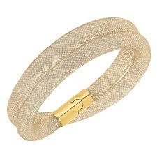 swarovski bracelet price images Swarovski stardust beige double bracelet buy online in uae jpg