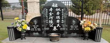 headstones houston monuments headstones grave markers tombstones houston