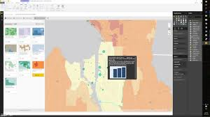 Quick Maps Arcgis Maps For Power Bi Quick Look Youtube