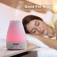 luftbefeuchter kinderzimmer innoocare aroma diffuser 100ml diffusor ultraschall luftbefeuchter