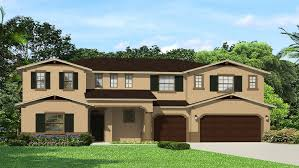 Spanish House Floor Plans Barrington Floor Plan In Cordoba Estates Executive Series