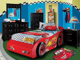 Cars Toddler Bedroom Set Race Car Bedroom Decor Disney Cars Bedding And Curtains Set